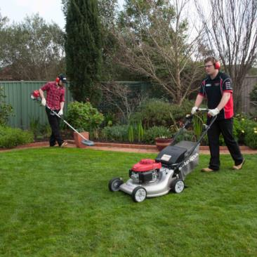 Honda HRR216VYU Lawnmower2