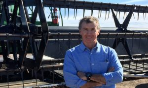 Michael Walsh. Image courtesy of GRDC