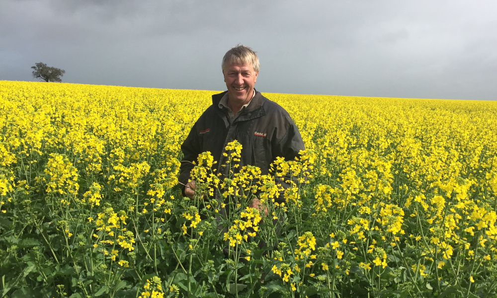 Kewell farmer Ian Ruwoldt is encouraging other Wimmera and Mallee growers to attend WeedSmart Week in August as a good opportunity to formulate a plan to manage weeds throughout the year and through the rotation using the WeedSmart Big 6.