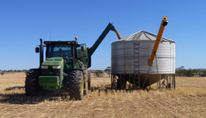 Grains Biosecurity Officer, Kym McIntyre, says their are five questions you should ask your harvest contractor.