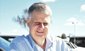 Mark Congreve. Image credit: GRDC